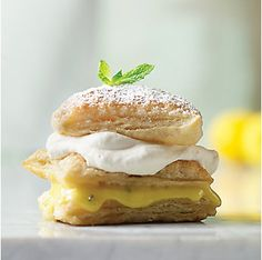 ... Goodies on Pinterest | Crepe Cake, Mousse Cake and Magic Custard Cake