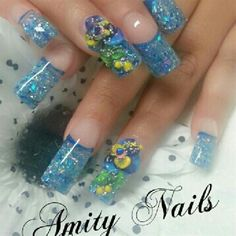 3-d - Nail Art Gallery by NAILS Magazine