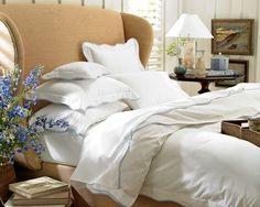 """""""Westport"""" bed; Williams-Sonoma"""