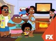 De férias com os Brown-Tubb, o que poderia dar errado?  The Cleveland Show - Segunda a Quinta 01h30     #TheClevelandShowBR Confira conteúdo exclusivo no www.foxplay.com