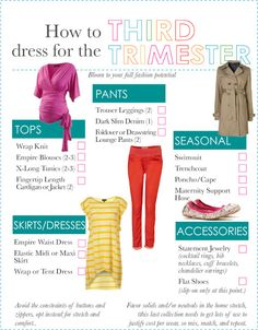 Cardigan Empire: Top 10 Maternity Shops: How To Dress for the Third Trimester