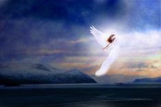 God Sends Angel Down From Heaven Powerfully Landing On The Earth (Absolutely Amazing) (You Must See!