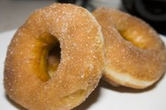 Ridiculously Easy Homemade Doughnuts  #Food #Breakfast #Donuts #Glazed #Pastry
