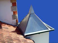 Rénovation zinguerie villa Royan