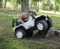Young Jeepers