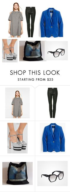 """""""Fall"""" by allpeoplewilltravel on Polyvore featuring Vichy, Frame Denim, Gucci and J.Crew"""