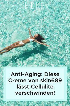 Glatte, straffe Haut – das wünscht sich doch jede Frau. Die Anti-Cellulite-Creme von skin689 soll wirklich dabei helfen, Dellen zu reduzieren.