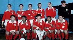 Campeão da Europa 1961/62: SL Benfica
