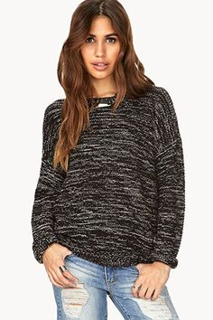 Forever 21 Must-Have Static Sweater, $24.80, available at Forever 21.