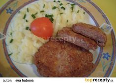 Falešné holandské řízky - Smaženky recept (gothaj nebo junior,tvrdý sýr)