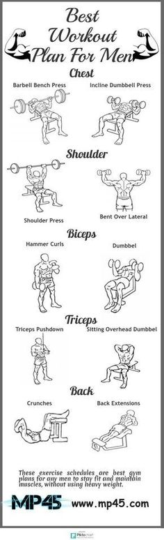 Less but a proper #exercise techniques are build your #muscle perfectly rather