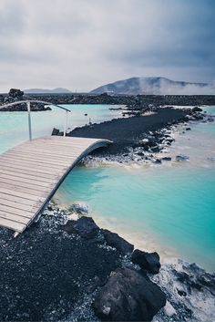Blue Lagoon may be the most iconic place you can go in Iceland, and is deservedly a must see!  Click through to read more on visiting Blue Lagoon!