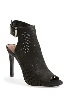 Vince Camuto 'Kayjay' Bootie available at #Nordstrom.  *** bonus they carry my hard to find size 12***