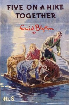 I love the famous five books. We still read them with the children today. Famous Five Books, The Famous Five, Comics Vintage, Vintage Children's Books, Enid Blyton Books, Who Book, Ladybird Books, Children's Book Illustration, Book Illustrations