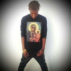 Black Madonna by Killroy Hendrix First Exclusive Look ...  From the creative and talented mind of master rapper Killroy Hendrix himself comes a brand new and exciting t-shirt named 'Black Madonna'. ...