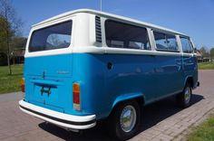 Volkswagen Transporter T2 1974 2.0 liter