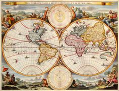Love old maps...new horizons...the journey of intention and sharing stories with world travelers.