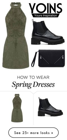 """""""contest"""" by jaebartbum on Polyvore featuring yoinscollection"""