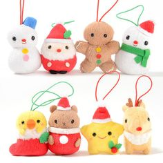 picture of Puchimaru Christmas Animal Plush Collection 1