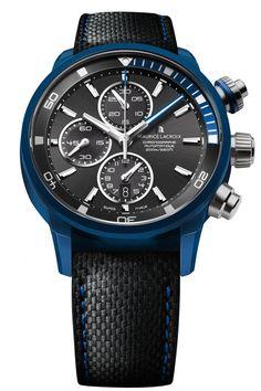 Maurice Lacroix Pontos S Extreme #MauriceLacroix Swiss Watchmakers #horlogerie #pontos @calibrelondon