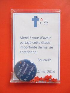 Remerciement aimant Communion Foucault