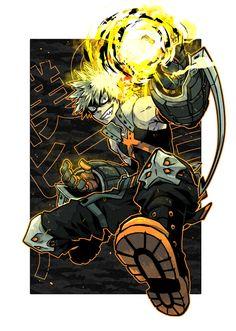 My Hero Academia (Boku No Hero Academia) Katsuki Bakugou My Hero Academia, Boko No, Manga Games, Me Me Me Anime, Easy Drawings, X Men, Wallpaper, Manga Anime, Character Design