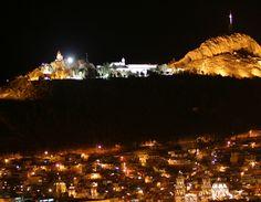 Zacatecas , El cerro de la Bufa