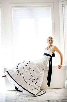Çok şık elbise yapımı - http://kendinyapblogu.com/cok-sik-elbise-yapimi/
