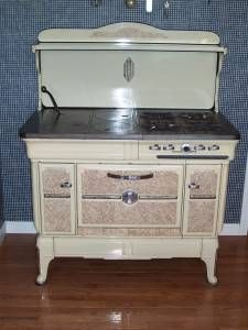 Kenmore Country Kitchen Stove Antique 1940s Kenmore Iron Country Kitchen Gas Stove I Like