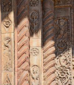 Орнамент и стиль в ДПИ - Декор портала Веронского Дуомо