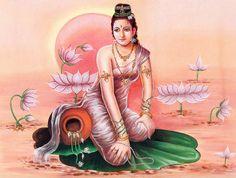 Apsara (Reprint on Paper - Unframed)