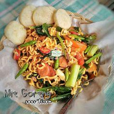 Javanese Fried nodle
