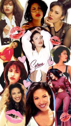 mybeautifulifeamemeica:  I made a Selena Wallpaper. All hail the Queen    Reblog/Like if saving please & thank you! ✨