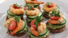Tapas de camarão com pasta de abacate | Outras | Você na TV | TVI
