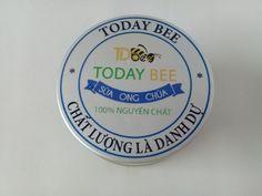 Bảng Giá Bán Lẻ Sữa Ong Chúa Cao Cấp TODAY BEE