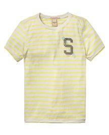 Jongens T-Shirts   Scotch Shrunk Jongens Kleding   Scotch Shrunk Officiële Webstore