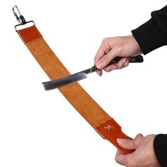 Leather Straight Razor Strop