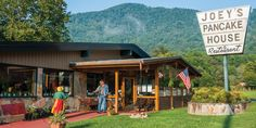 Maggie Valley: An eccentric town in a mysterious mountain setting bursts with individual flare.