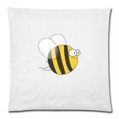 Niedliches Cartoon & Comic Motiv. Unsere lustige & verrückte Biene sieht besonders Gut auf Kinder & Baby Kleidung aus. Coole Biene für alle Hummel & Tier Freunde. Super cute & perfekt als Geschenk.