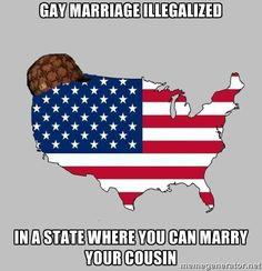 Welcome to North Carolina. #ScumbagAmerica
