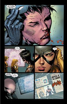 Nightwing's secret ID revealed!