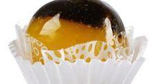 Ingredientes: Ameixas pretas em calda, escorridas, enxaguadas em água e sem caroços. Ingredientes do Recheio 1/2 Kg de Açúcar 200...