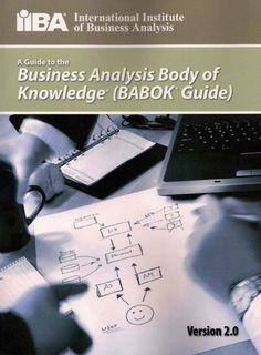 Sorteio do livro BABOK v2 – Corpo de Conhecimento de Análise de Negócios