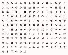 Iconic - 171 Free Icons