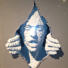 This is made only with Legos