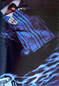 TARDIS Sleeping Bag
