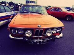 Retro BMW