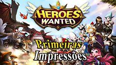 Heroes Wanted - Primeiras Impressões
