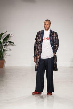 Palmiers du Mal - Spring 2017 Menswear