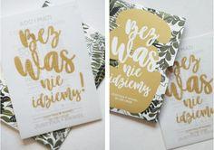 zaproszenia   ladolcewedding Place Cards, Place Card Holders